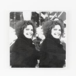 Rosemarie TrockelDouble Happy, 2013